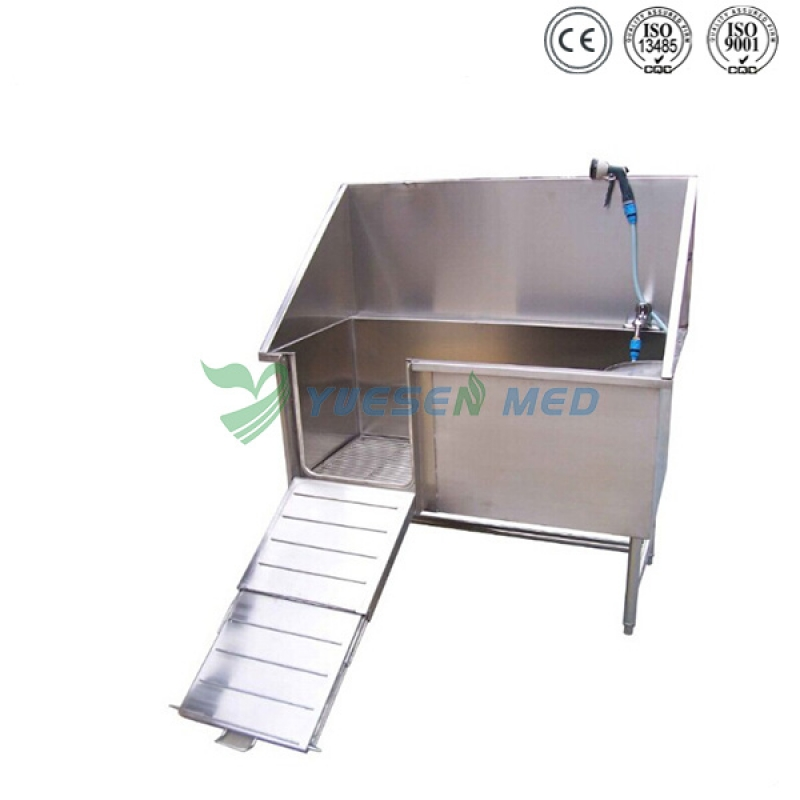 Pet Cleaning Tub With Hair Dryer YSVET-CX130