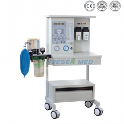 With Ventilator Function Mobile Medical Anesthesia Machine YSAV01A2
