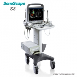 SonoScape S8 Price - Sonoscape Portable Color Ultrasound System S8 For Sale
