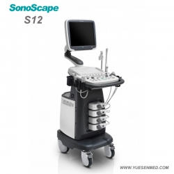 SonoScape S12 Color Doppler Ultrasound