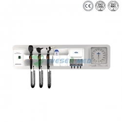 ENT Instrument Wall-Mounted Diagnostic Unit YSENT-ZC1