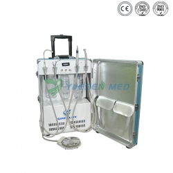 Portable Dental Unit With Air Compressor YSDEN-204