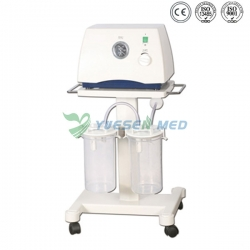 Plastic Mobile Diaphragm Vacuum Pump Suction Machine YS-23C5