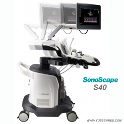 SonoScape S40 Color Ultrasound System