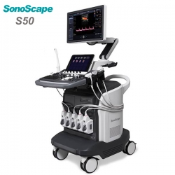 SonoScape S50 Color Doppler Ultrasound System