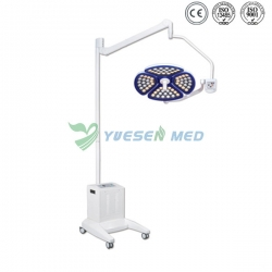 LED Mobile Surgical Lamp YSOT-Z40M (AC/DC)