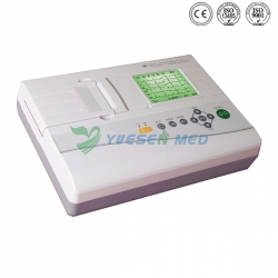 Single Channel Digital ECG Machine YSECG-01A