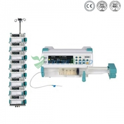 Medical Multi-channel Electric Syringe Pump YSZS-1800C