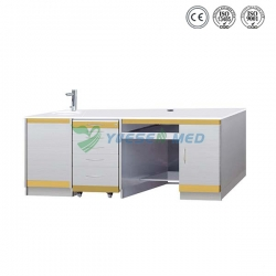 Customized First Grade Stainless Steel Dental Cabinet YSDEN-ZH02