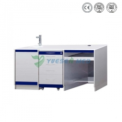 Customized First Grade Stainless Steel Dental Cabinet YSDEN-ZH03