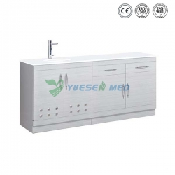 Customized First Grade Stainless Steel Dental Cabinet YSDEN-ZH05