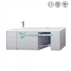 Customized First Grade Stainless Steel Dental Cabinet YSDEN-ZH10