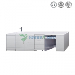 Customized First Grade Stainless Steel Dental Cabinet YSDEN-ZH12