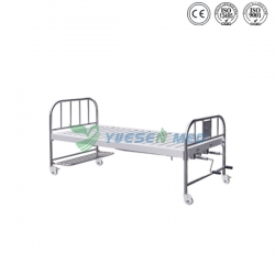 Stainless Steel Hospital Care Bed YSHB102