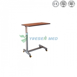 Mobile Overbed Dinning Table YSHB-CB06