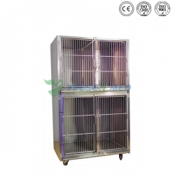 Stainless Animal Cage YSVET8103