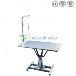 304 Stainless Steel Venterinary Pet Groom Bath Table YSVET-MY1002