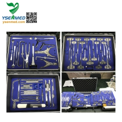 W-YZ High quality operating surgical instrument kit cheaper price orthopedics surgical instruments set