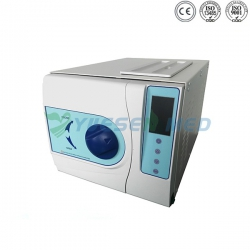 LCD Display Details 18L Medical Automatic Steam Autoclave Sterilizer YSMJ-VRY-A18