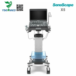 Ysenmed Selling SonoScape X5 Portable 4D Color Doppler Ultrasound Machine