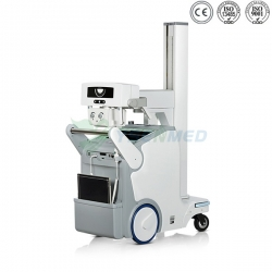 50kw 630ma Mobile Digital X Ray Equipment YSX500MG
