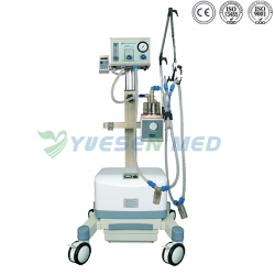 Mobile Infant Bubble CPAP System With Air Compressor YSAV-5B-M2
