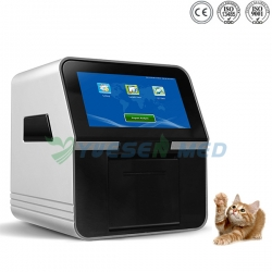 Laboratory Automatic Biochemistry veterinary Blood Chemistry Analyzer YSTE100V