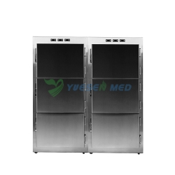 Stainless Steel 6 Corps Mortuary Freezer YSSTG0106