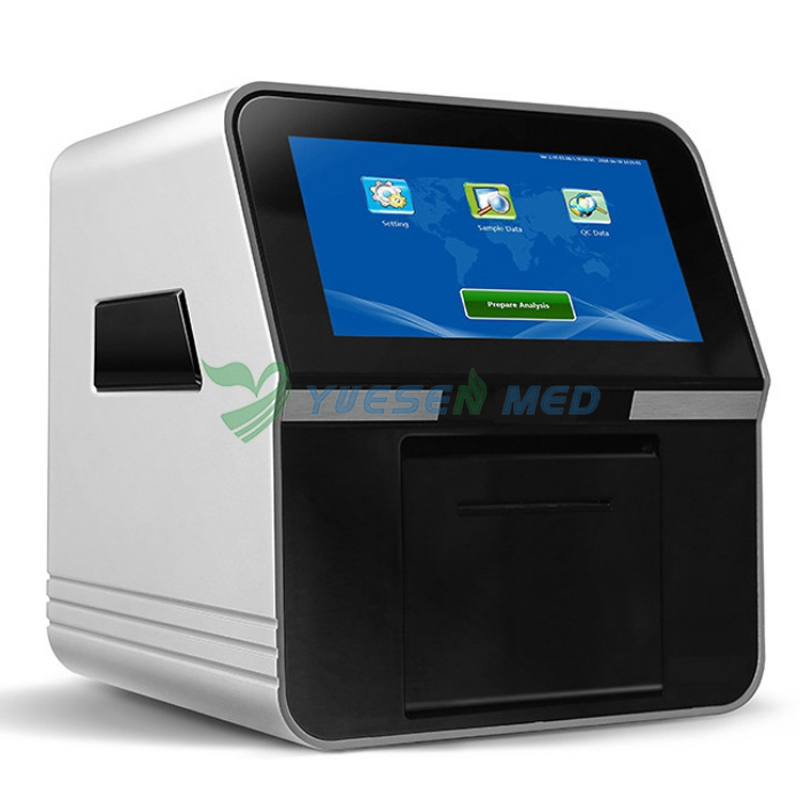 YSTE120 Portable automatic biochemical analyzer