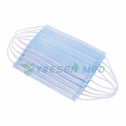YSENMED 3 Ply Disposable Face mask