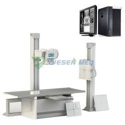 50KW/500mA Flat Panel Digital X-ray Machine YSX500D