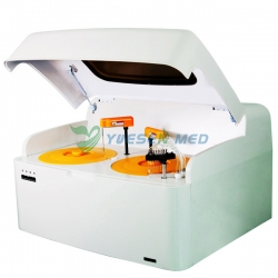 Auto Biochemistry Analyzer With ISE YSTE261