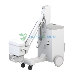Veterinary Hospital Use High Frequency 100mA 5kw Mobile Medical X Ray Machine YSX100VET