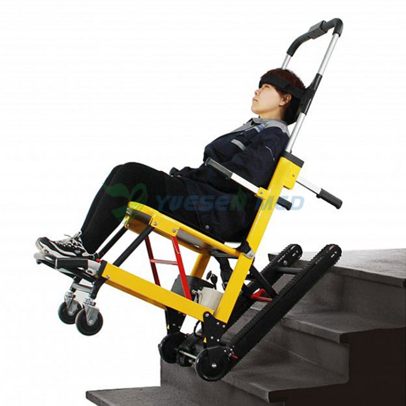 YSDW-ST003A Motorized Electric Stair Climbing Wheelchair For Disabled people