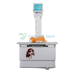 5kW Veterinary X-ray Machine with Table YSX050-B