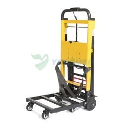 YSDW-11A Powered Electric Stair Climbing Trolley Hand Cart For Heavy cargos