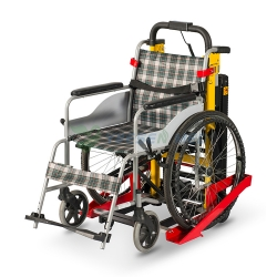 YSDW-11C Electric Stair Climbing Handcart For Wheelchair