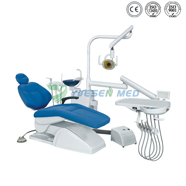 Economic Type 3 Way Syringe Dental Chair Unit YSDEN-920A