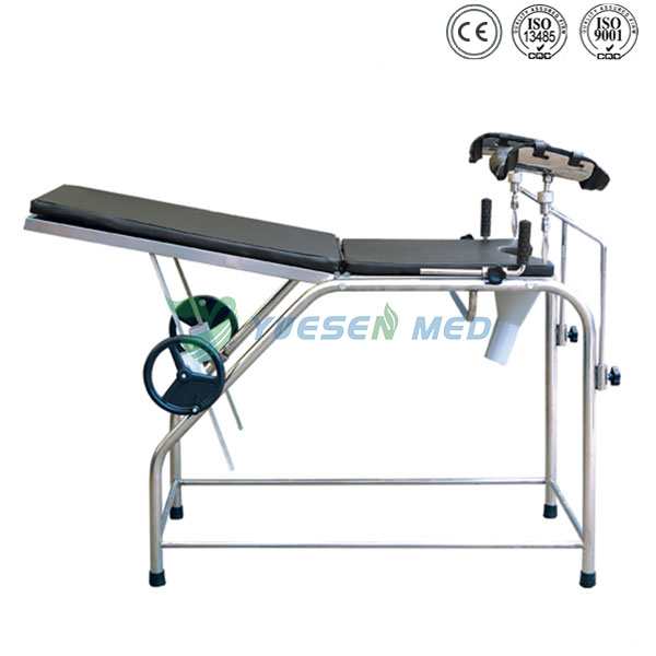 Gynecological Examination Obstetric Bed