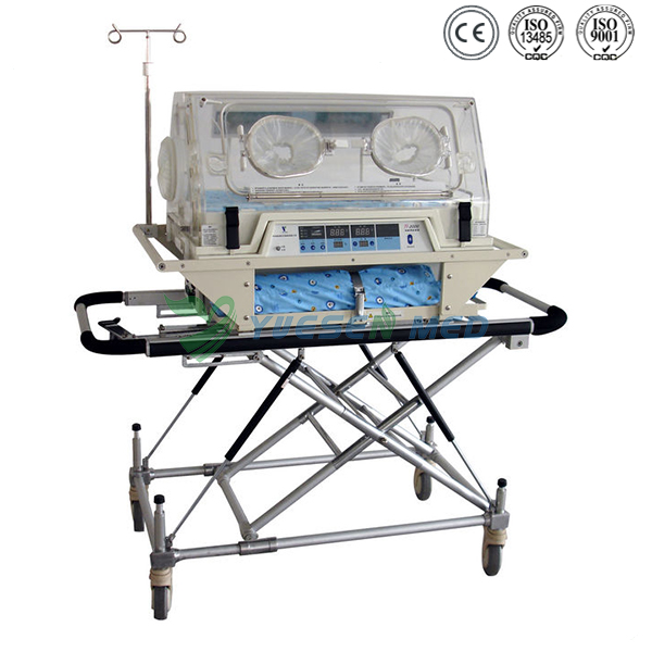 First-aid Infant Care Ambulance Use Transport Baby Incubator Price YSBT-200