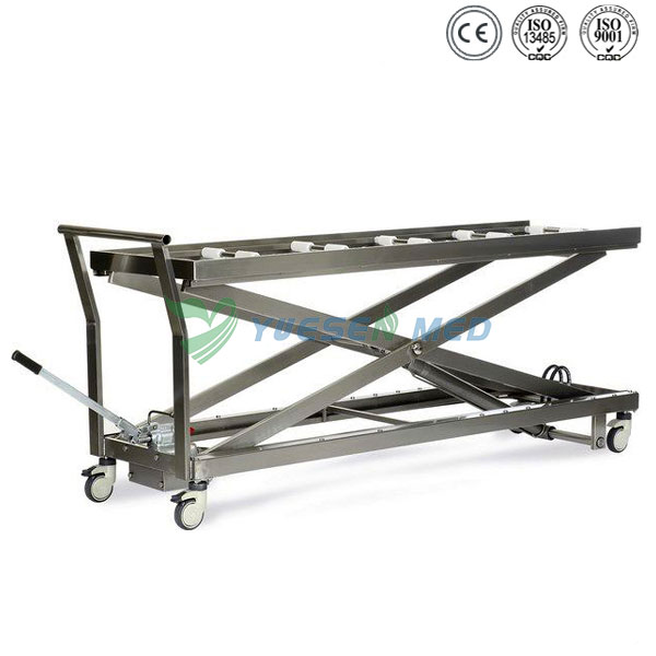Corpse Lift Table