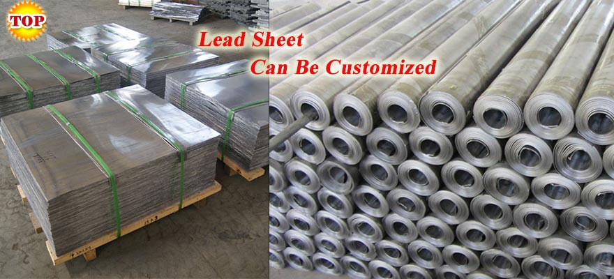 X ray lead sheet / lead roll for x ray room