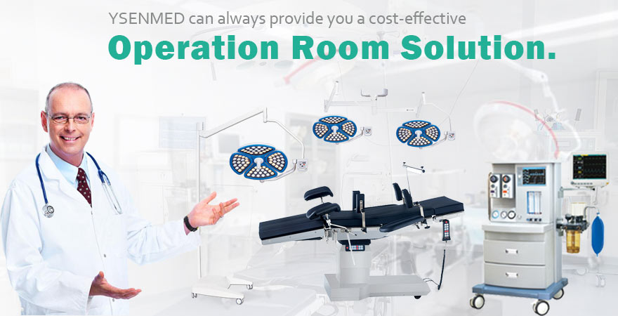 Operating Room Equipment List / Operating Room Equipment Cost / Operating-Room Equipment Supplier - Operation Theatre Equipment Supplier - YSENMED