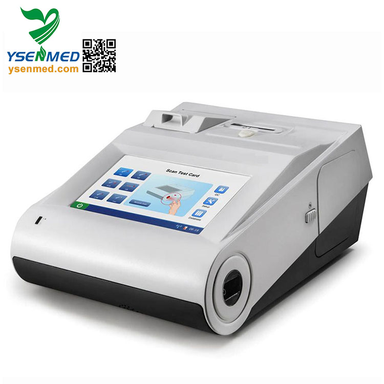 portable touch screen Blood Gas and Chemistry Analyzer i15