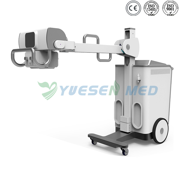 40kw Mobile Digital X Ray System YSX400GM-C