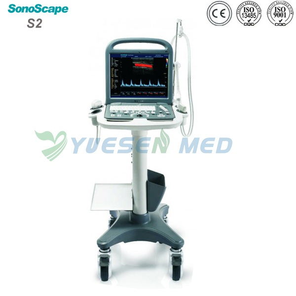 SonoScape S2 Price - SonoScape Portable Color Doppler Ultrasound Scanner S2
