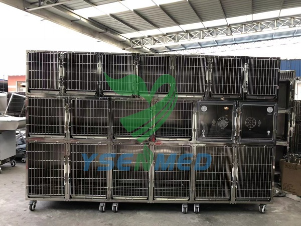 veterinary combination cages