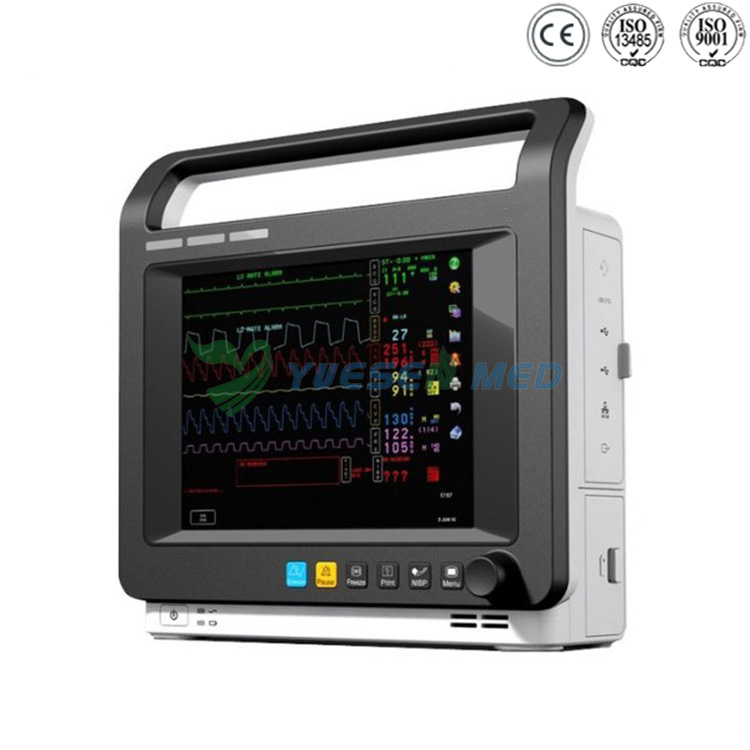 Multi-Parameter Patient Monitor YSPM-A12