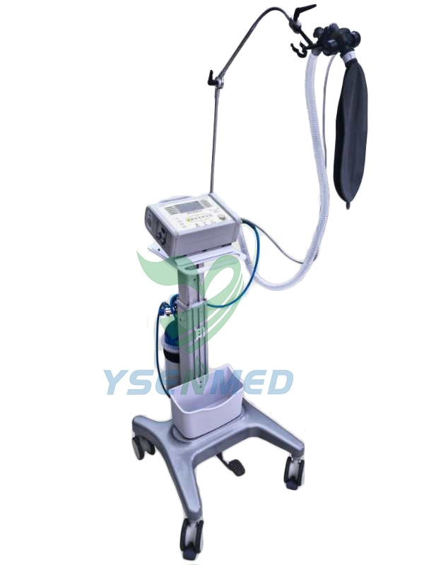 COVID-19 ICU Ventilator TO Chile